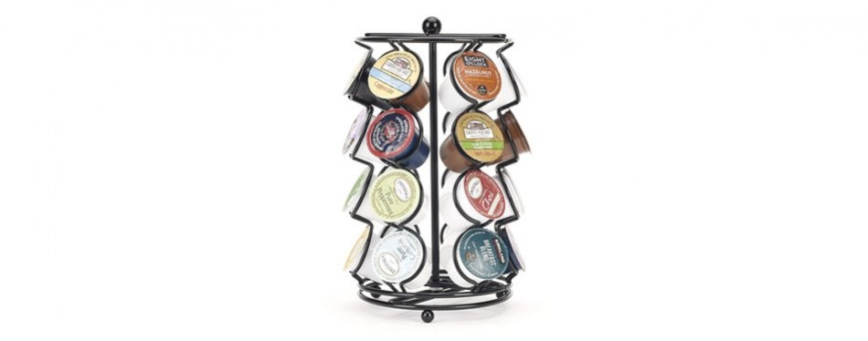 k-cup coffee pod storage