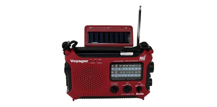 Kaito Voyager KA500IP-Red
