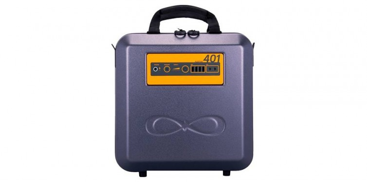 kalisaya portable system w/ solar panel