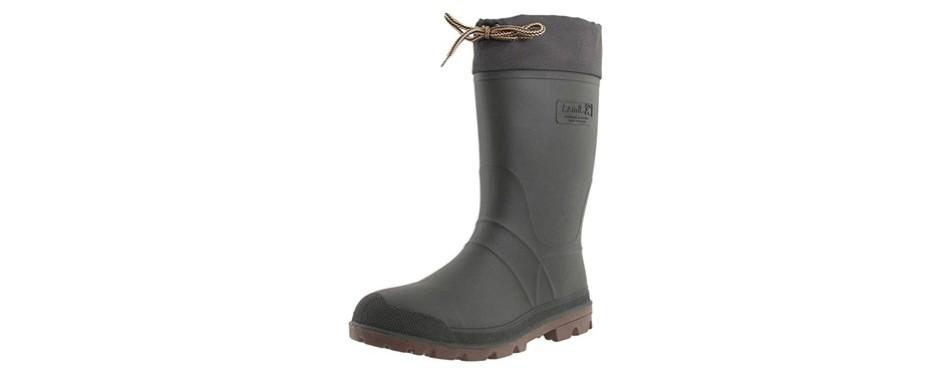 kamik icebreaker cold weather rain boots
