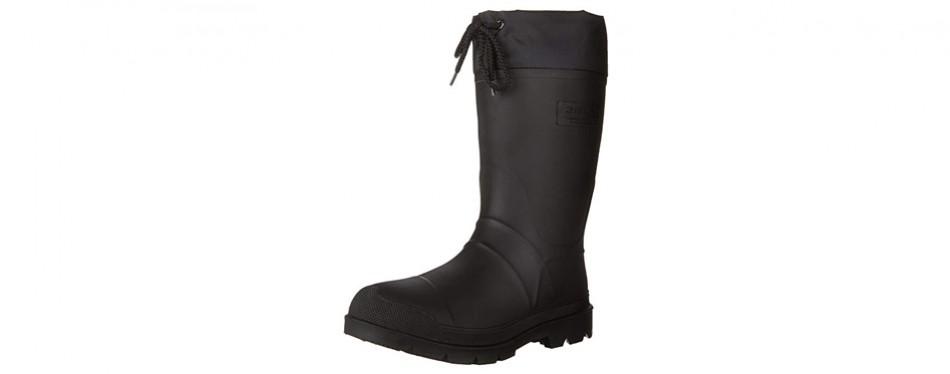 kamik men's rain boots