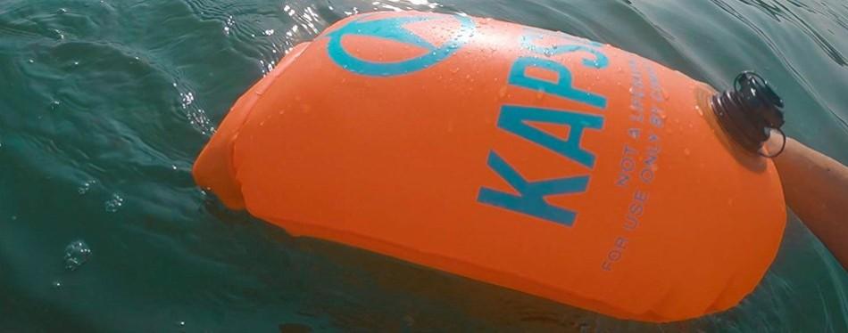 kapsule 20l swim buoy