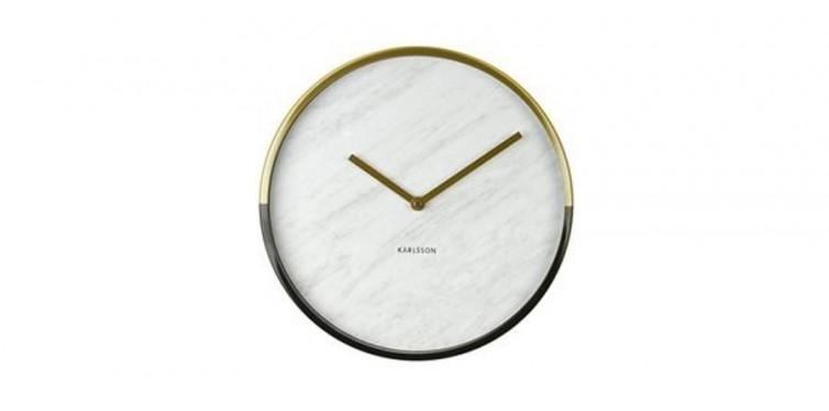 karlsson modern wall clock