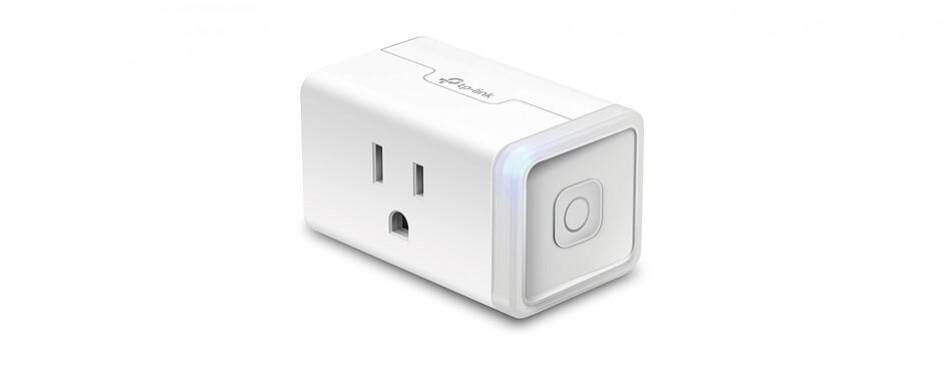 kasa smart wifi plug mini by tp-link