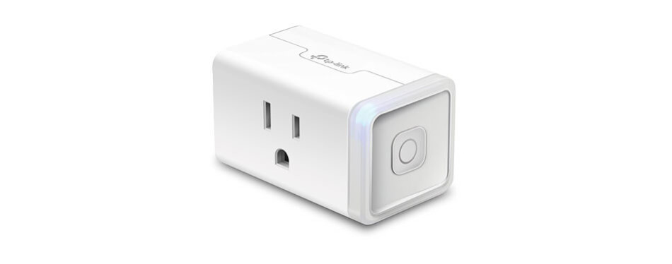 kasa smart wifi plug mini by tp-link