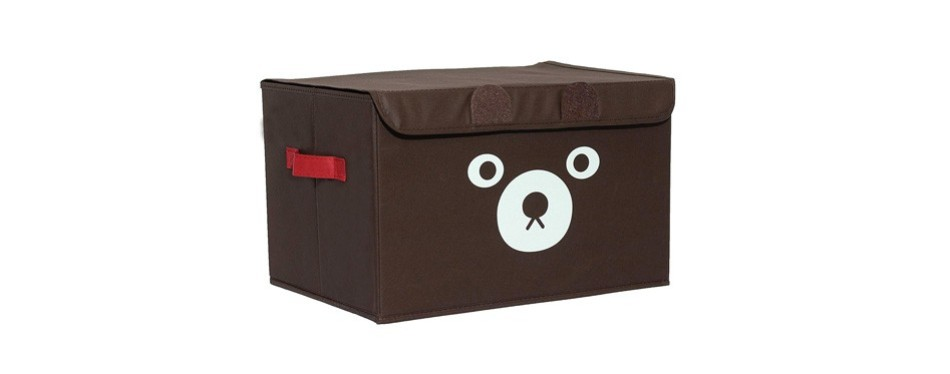 katabird storage bin for toy storage