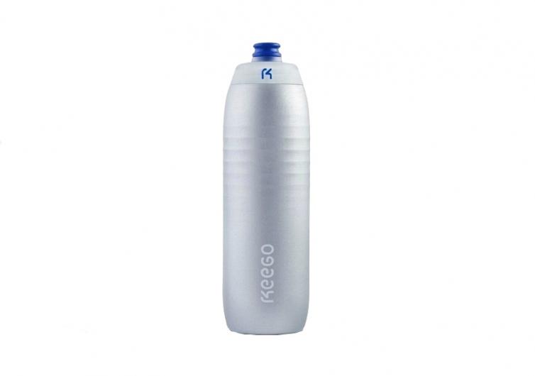 Keego Squeezable Metal Bottle