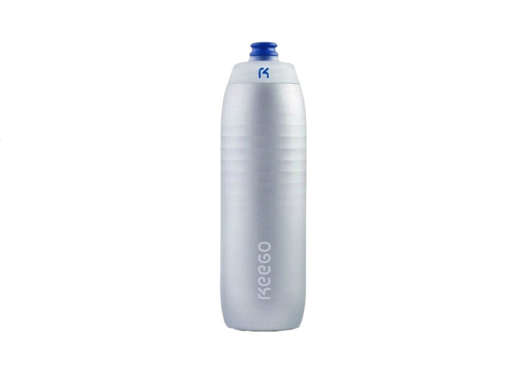 Keego Squeezable Metal Bottle