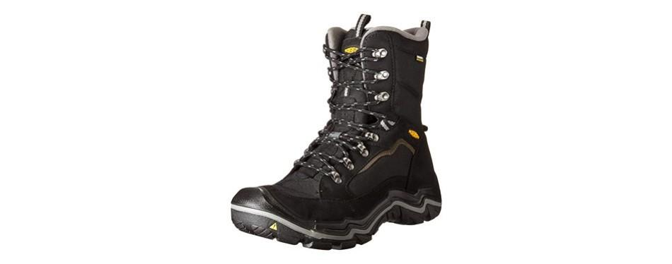keen durand polar hiking boot