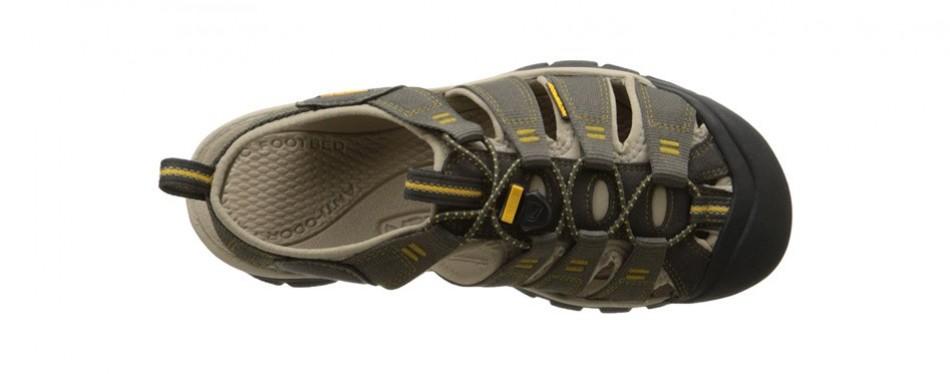 keen men's newport h2 water shoes