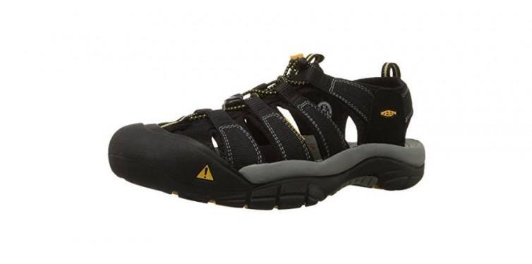 1. keen newport h2 hiking sandal