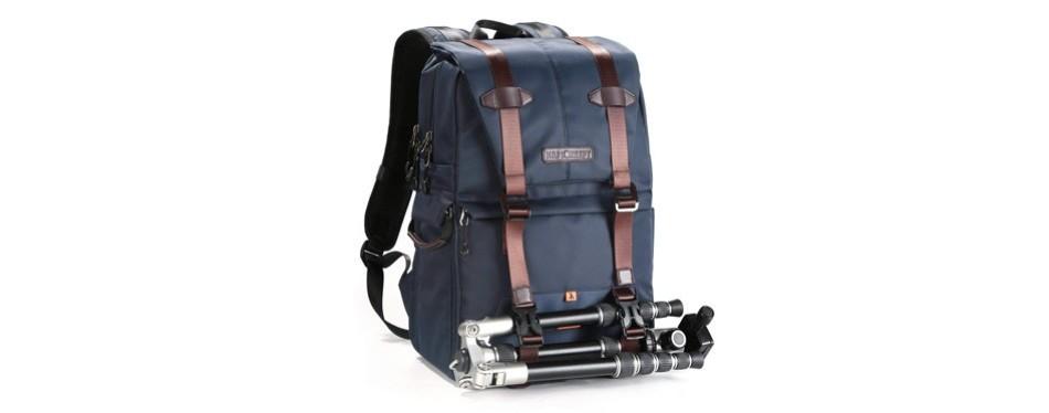 k&f concept dslr camera backpack