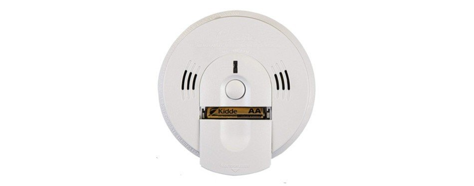kidde 21026043 battery-operated smoke/carbon monoxide alarm