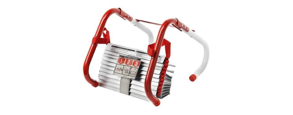 kidde 468093 kl-2s two-story fire escape ladder