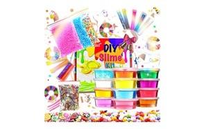 kiddosland crystal slime kit