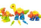 kidtastic dinosaur construct and play set