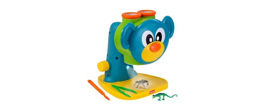 kidzlane microscope science toy