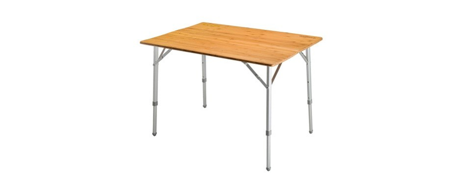 kingcamp folding table