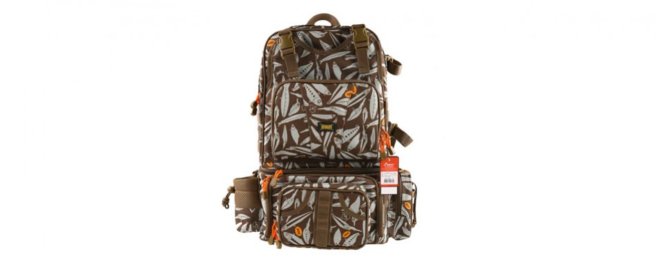 kingdom fishing multifunctional fishing backpack