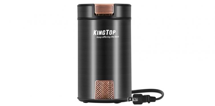 kingtop electric coffee grinder