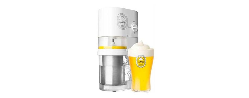 kirin frozen beer slushy maker