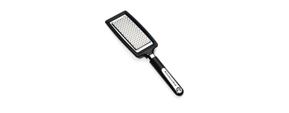kitchenaid flat stainless-steel grater