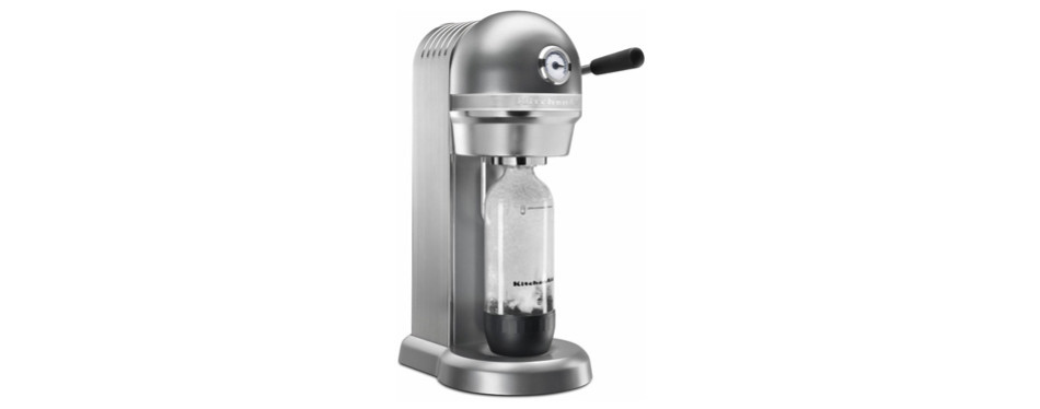 kitchenaid kss11212cu sparkling beverage maker