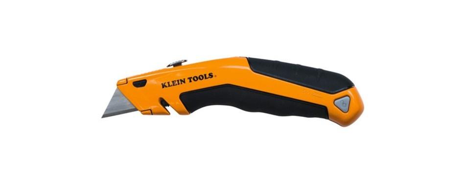 klein-kurve handle klein heavy duty utility knife