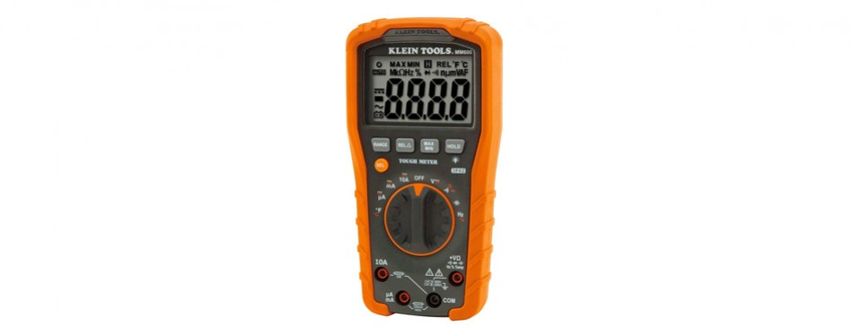 klein tools mm600 digital multimeter