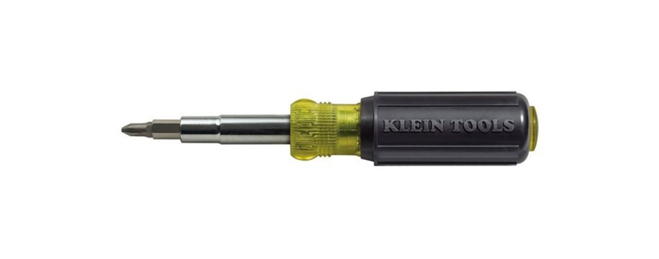 klein tools screwdriver and nut driver 11-in-1 multitool