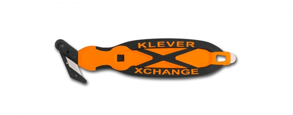 klever xchange replaceable box cutter