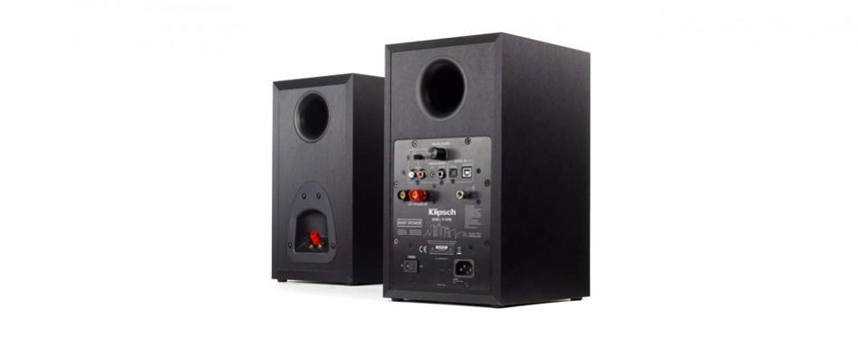 klipsch r-15pm powered monitor