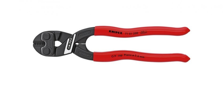 knipex lever action mini bolt cutter