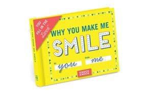 knock knock book - why you make me smile