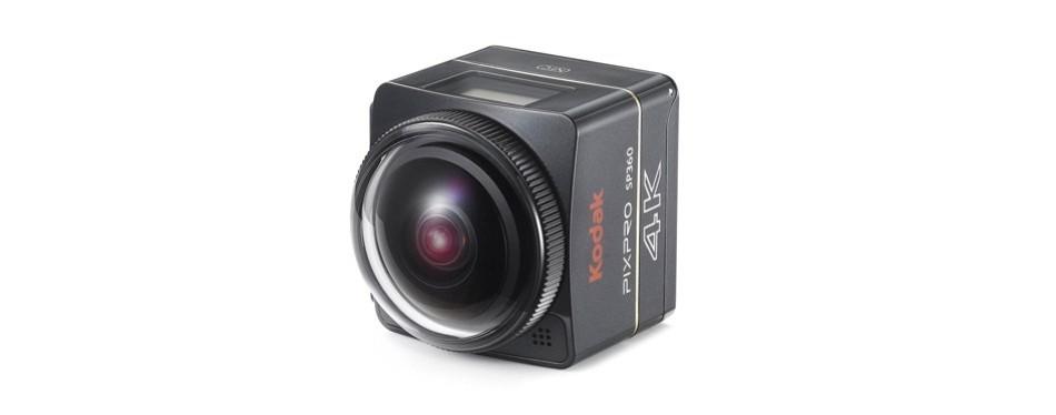 kodak premier pack vr camera