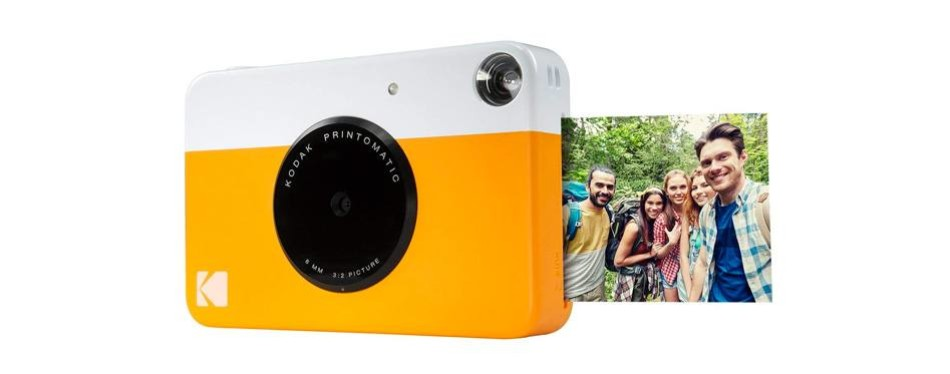 kodak printomatic digital instant camera