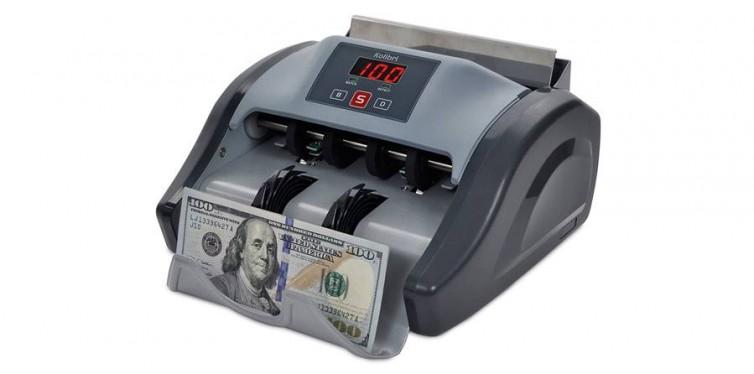 Kolibri Money Counter with UV Detection
