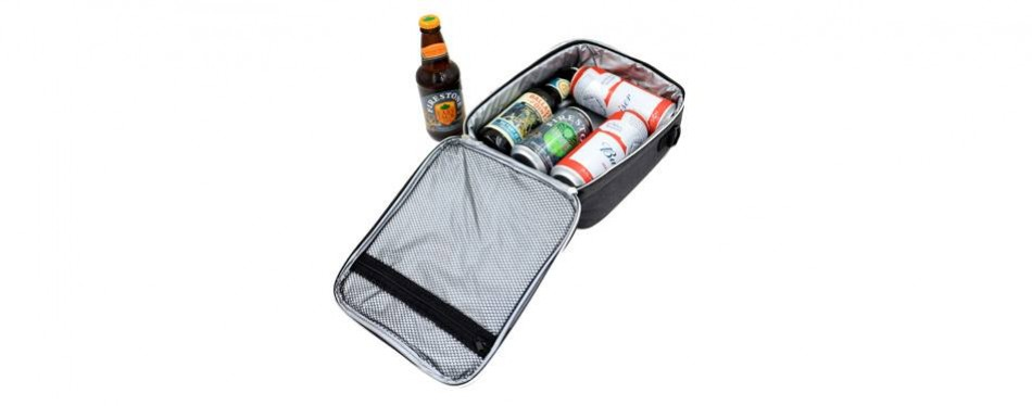 kosox collapsible multi-layer insulated lunch box