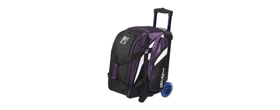 kr strikeforce cruiser smooth double roller bag
