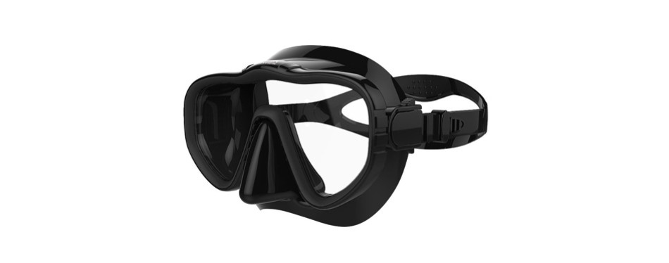 kraken aquatics single lens mask