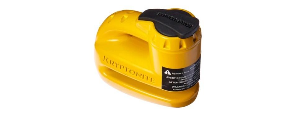 kryptonite keeper 5s yellow disc lock