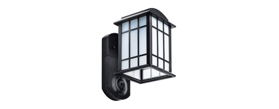 kuna maximus video security camera and outdoor light