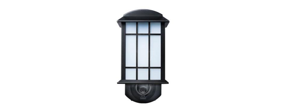 kuna maximus video security camera and outdoor light