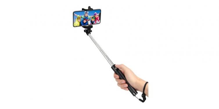 Kungfuren Bluetooth Selfie Stick
