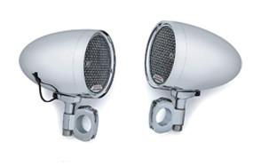kuryakyn mtx motorcycle handlebar speaker
