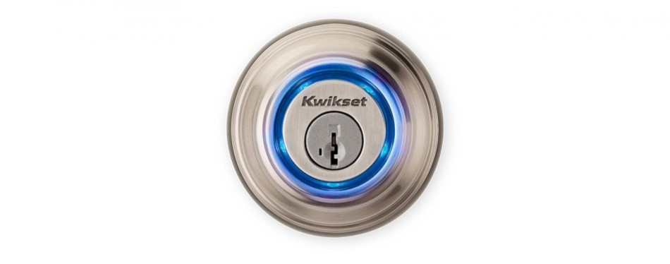 kwikset kevo second generation touch-to-open lock