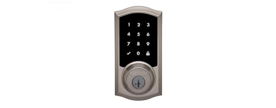 kwikset premis touchscreen smart lock