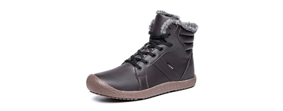 l-run winter snow boots
