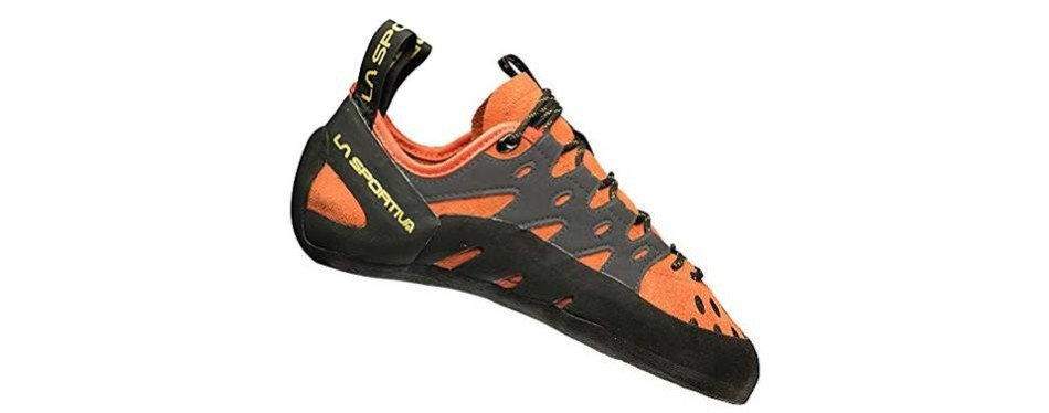 la sportiva tarantulace rock climbing shoes