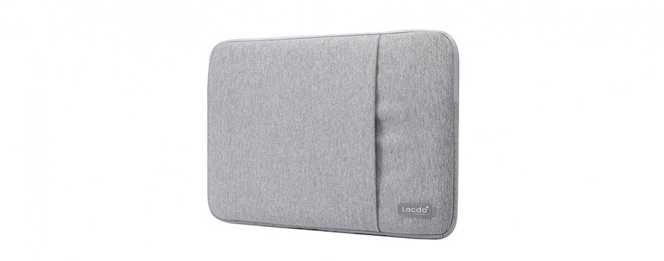 "lacdo 13"" waterproof fabric macbook case"